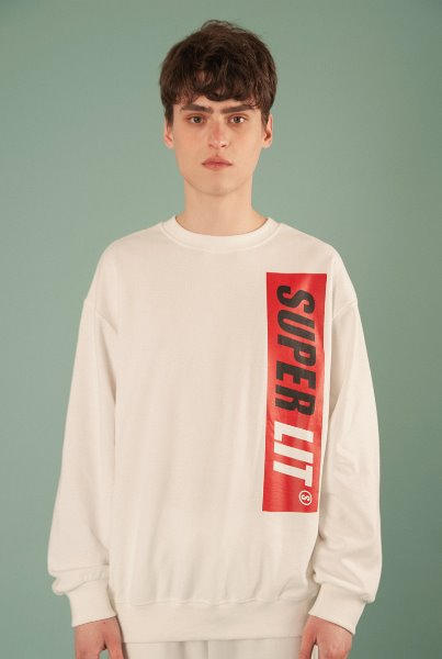 Box logo MTM White