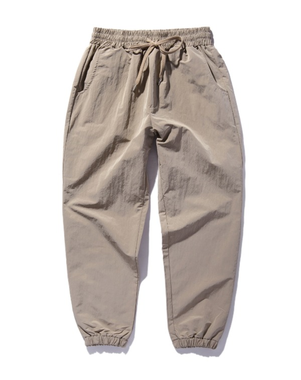 Basic Nylon pants 베이지