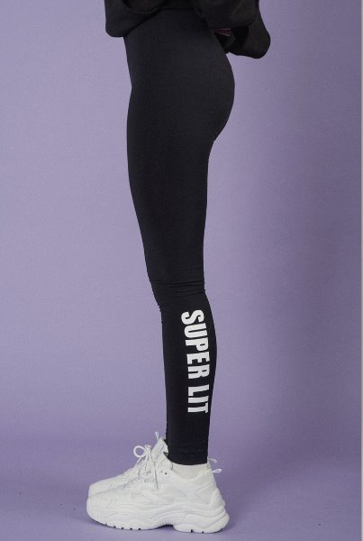 Basic creora leggings black